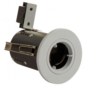 Fire Rated Downlights Die Cast White GU10