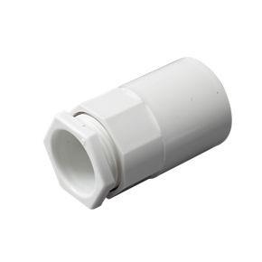 20mm Plastic Conduit Female Adaptor