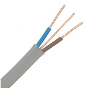 2.5mm Twin and Earth Cable Per meter