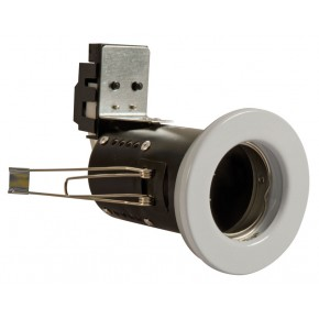Fire Rated Downlights White GU10