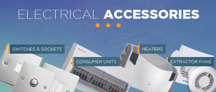 Electrical Accessories Banner